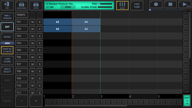 G-Stomper Producer Time Signature Wizard 2019
